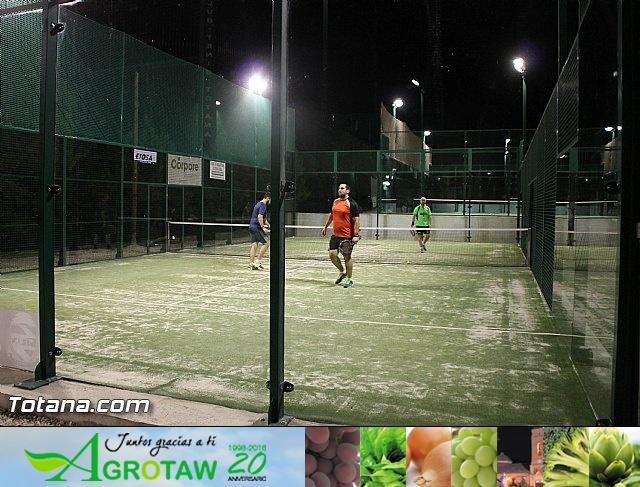Arranca el II Open de Padel Club de Tenis Totana - 17