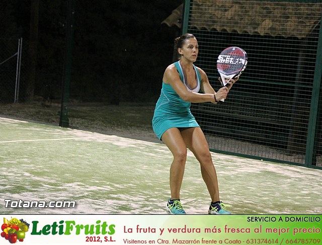 Arranca el II Open de Padel Club de Tenis Totana - 27