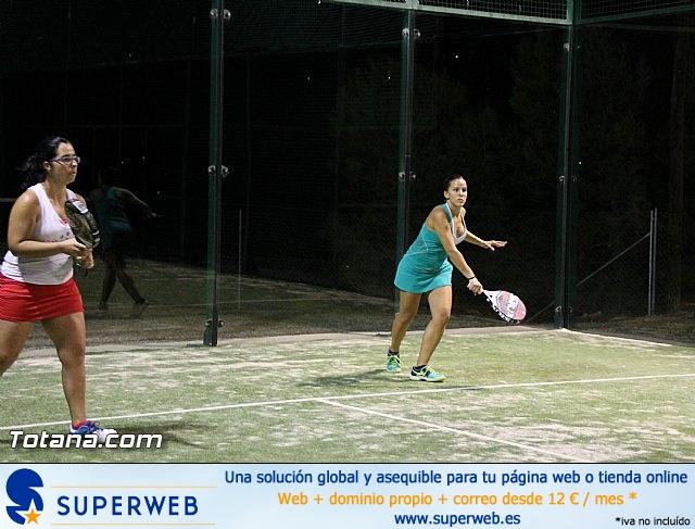 Arranca el II Open de Padel Club de Tenis Totana - 30