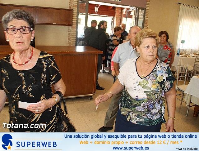Comida Gala PADISITO 2016 - 2