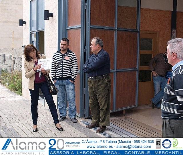 """Éxito de la """"Vía de la Pasión Totanera"""" organizada por la Asociación Cultural """"El Cañico"""" - 49"""