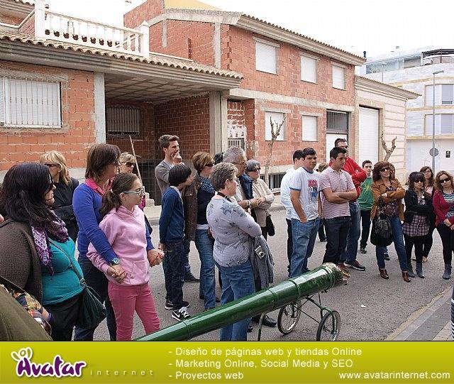 """Éxito de la """"Vía de la Pasión Totanera"""" organizada por la Asociación Cultural """"El Cañico"""" - 50"""