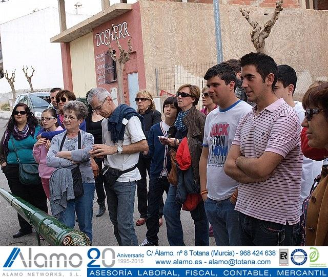 """Éxito de la """"Vía de la Pasión Totanera"""" organizada por la Asociación Cultural """"El Cañico"""" - 51"""