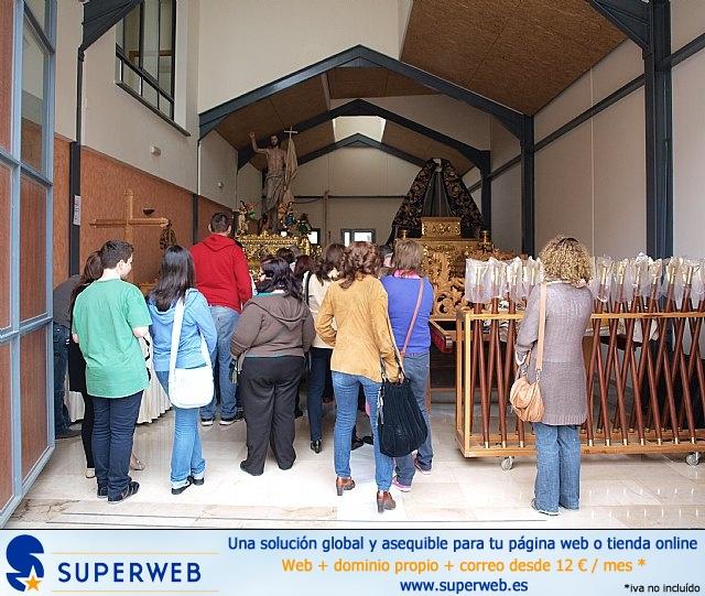 """Éxito de la """"Vía de la Pasión Totanera"""" organizada por la Asociación Cultural """"El Cañico"""" - 52"""