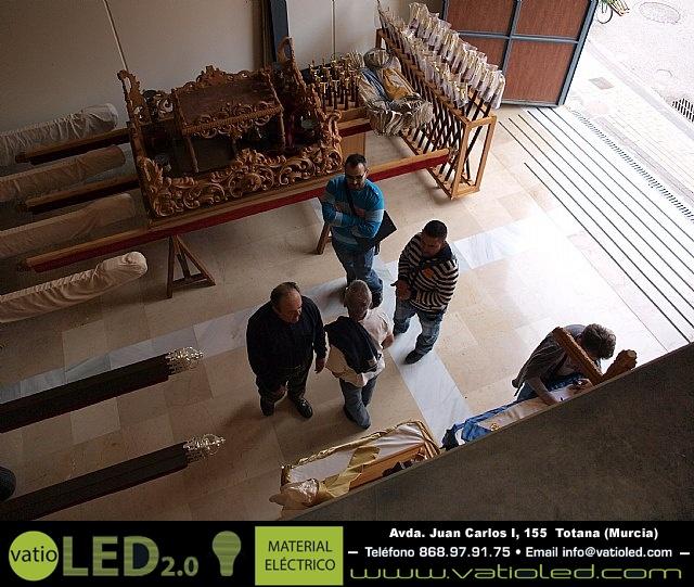 """Éxito de la """"Vía de la Pasión Totanera"""" organizada por la Asociación Cultural """"El Cañico"""" - 54"""