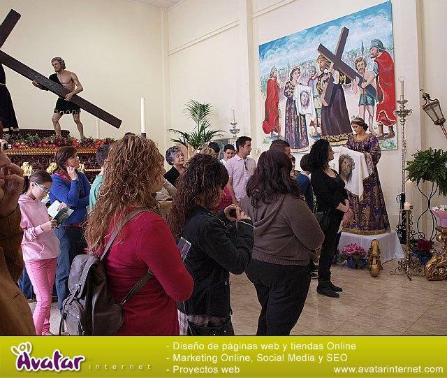 """Éxito de la """"Vía de la Pasión Totanera"""" organizada por la Asociación Cultural """"El Cañico"""" - 56"""