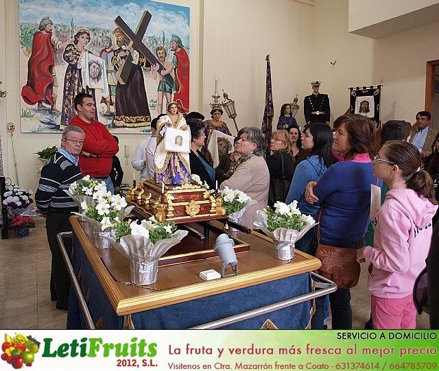 """Éxito de la """"Vía de la Pasión Totanera"""" organizada por la Asociación Cultural """"El Cañico"""" - 58"""