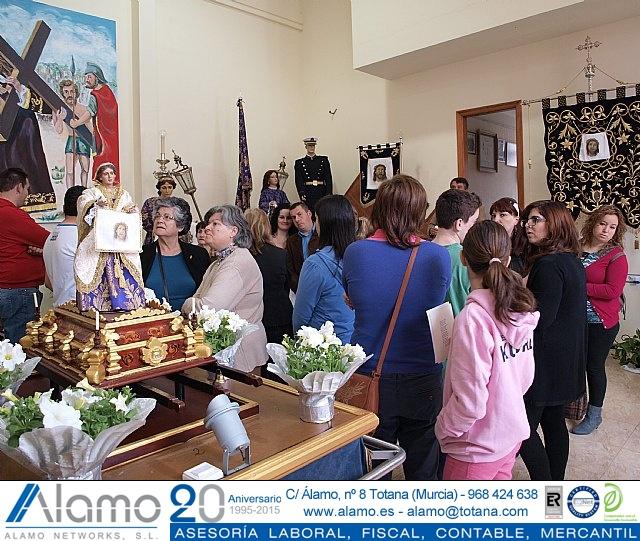 """Éxito de la """"Vía de la Pasión Totanera"""" organizada por la Asociación Cultural """"El Cañico"""" - 59"""