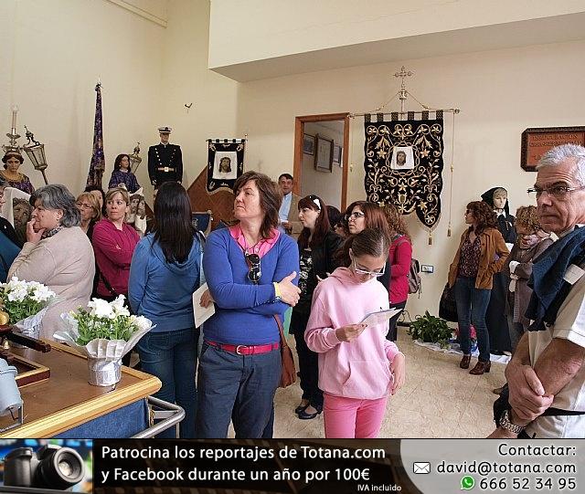 """Éxito de la """"Vía de la Pasión Totanera"""" organizada por la Asociación Cultural """"El Cañico"""" - 61"""