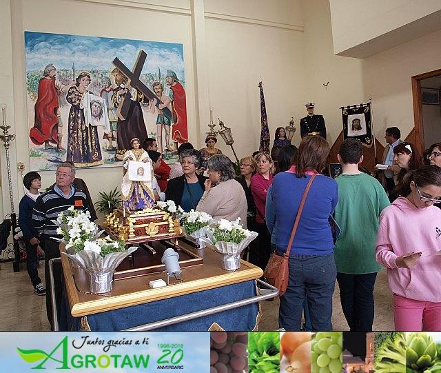 """Éxito de la """"Vía de la Pasión Totanera"""" organizada por la Asociación Cultural """"El Cañico"""" - 62"""