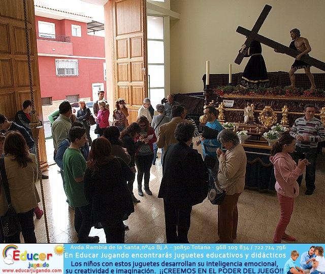"""Éxito de la """"Vía de la Pasión Totanera"""" organizada por la Asociación Cultural """"El Cañico"""" - 81"""