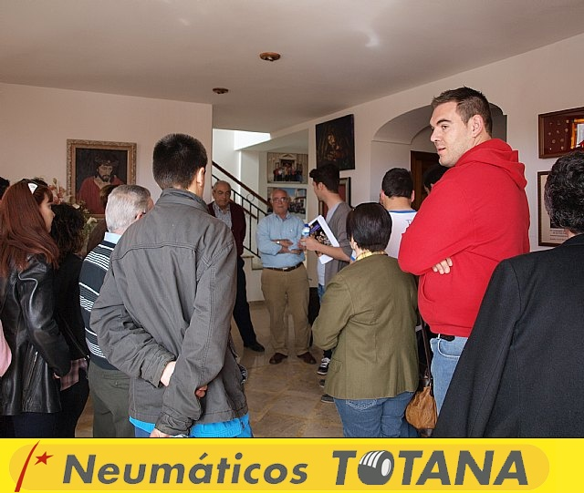 """Éxito de la """"Vía de la Pasión Totanera"""" organizada por la Asociación Cultural """"El Cañico"""" - 82"""