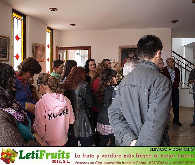 """Éxito de la """"Vía de la Pasión Totanera"""" organizada por la Asociación Cultural """"El Cañico"""" - 83"""
