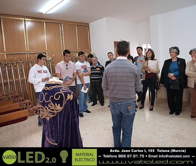 """Éxito de la """"Vía de la Pasión Totanera"""" organizada por la Asociación Cultural """"El Cañico"""" - 92"""