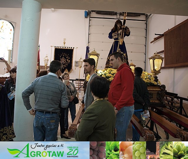 """Éxito de la """"Vía de la Pasión Totanera"""" organizada por la Asociación Cultural """"El Cañico"""" - 96"""
