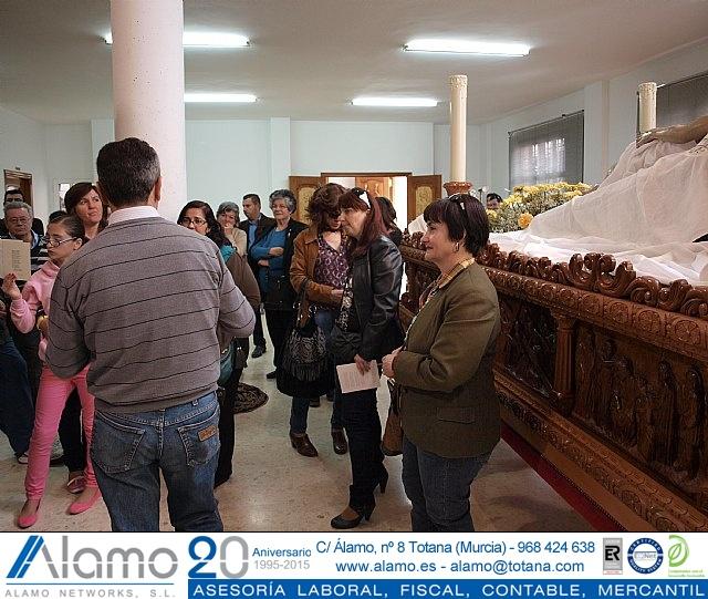"""Éxito de la """"Vía de la Pasión Totanera"""" organizada por la Asociación Cultural """"El Cañico"""" - 105"""