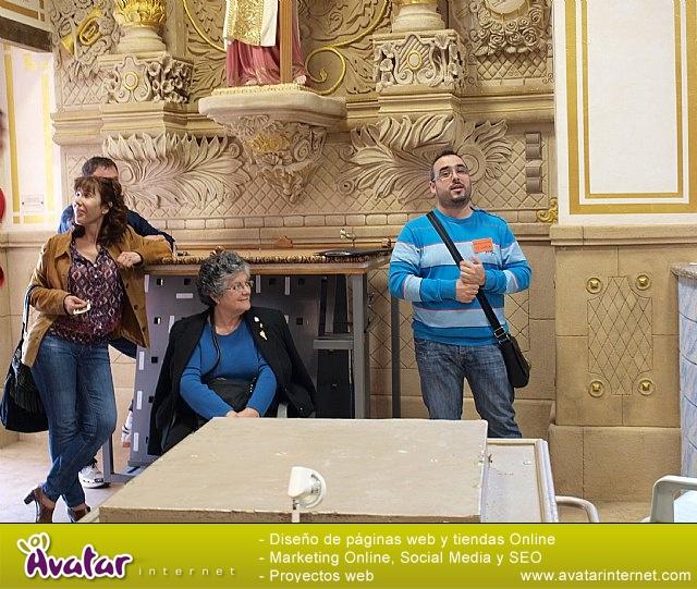 """Éxito de la """"Vía de la Pasión Totanera"""" organizada por la Asociación Cultural """"El Cañico"""" - 128"""