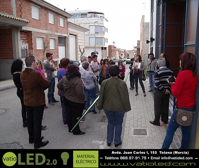 """Éxito de la """"Vía de la Pasión Totanera"""" organizada por la Asociación Cultural """"El Cañico"""" - 1"""