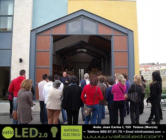 """Éxito de la """"Vía de la Pasión Totanera"""" organizada por la Asociación Cultural """"El Cañico"""" - 2"""