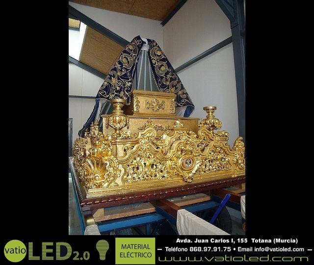 """Éxito de la """"Vía de la Pasión Totanera"""" organizada por la Asociación Cultural """"El Cañico"""" - 4"""