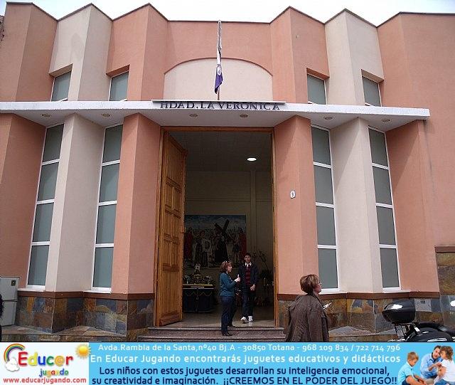 """Éxito de la """"Vía de la Pasión Totanera"""" organizada por la Asociación Cultural """"El Cañico"""" - 6"""