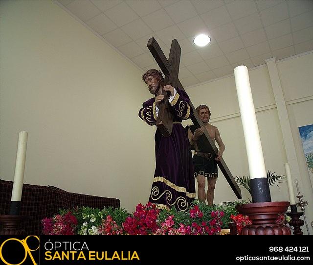 """Éxito de la """"Vía de la Pasión Totanera"""" organizada por la Asociación Cultural """"El Cañico"""" - 8"""