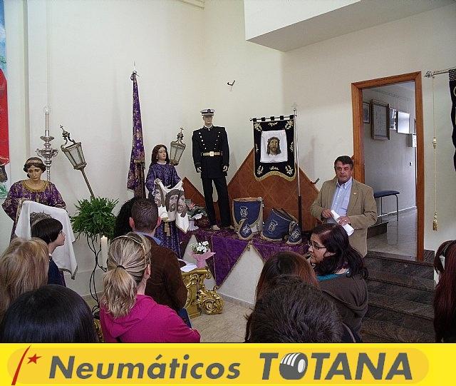 """Éxito de la """"Vía de la Pasión Totanera"""" organizada por la Asociación Cultural """"El Cañico"""" - 9"""