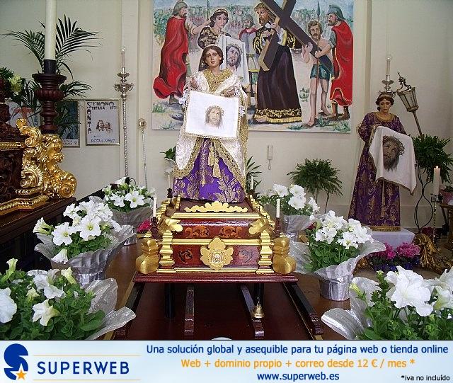 """Éxito de la """"Vía de la Pasión Totanera"""" organizada por la Asociación Cultural """"El Cañico"""" - 11"""