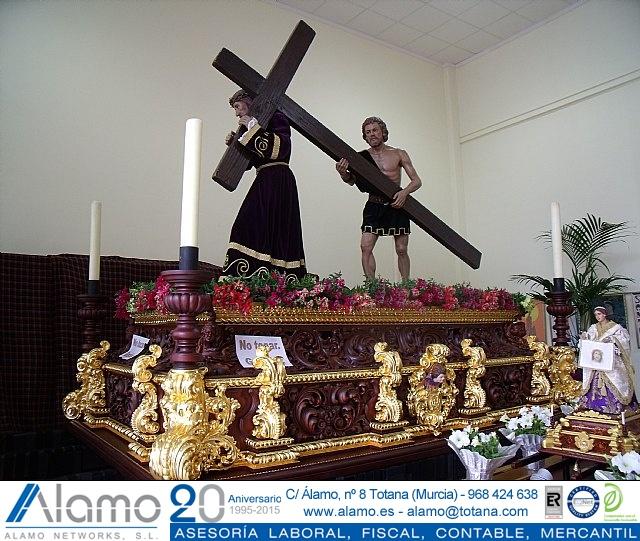 """Éxito de la """"Vía de la Pasión Totanera"""" organizada por la Asociación Cultural """"El Cañico"""" - 12"""
