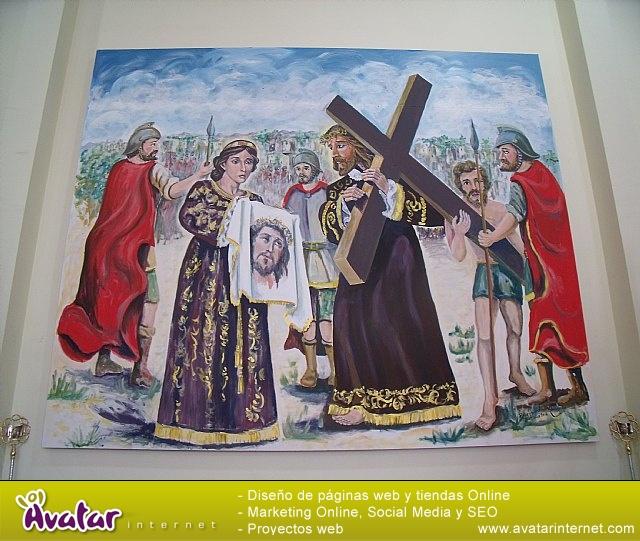 """Éxito de la """"Vía de la Pasión Totanera"""" organizada por la Asociación Cultural """"El Cañico"""" - 13"""