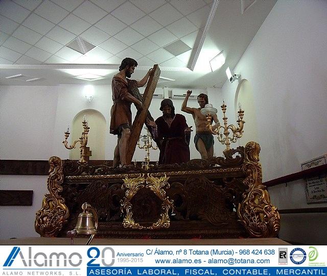 """Éxito de la """"Vía de la Pasión Totanera"""" organizada por la Asociación Cultural """"El Cañico"""" - 19"""