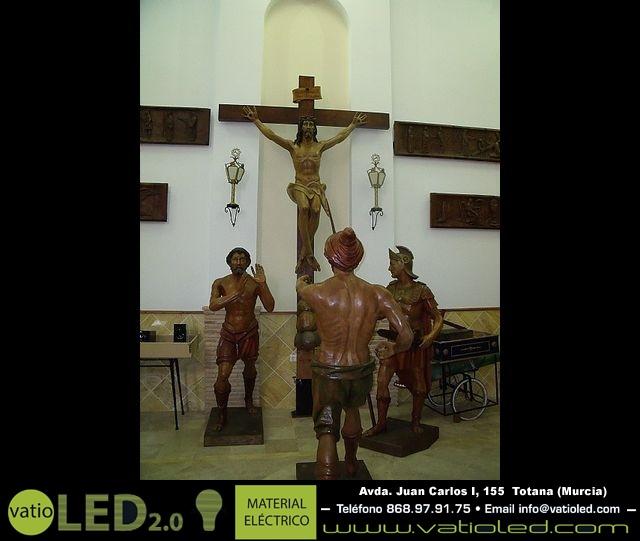 """Éxito de la """"Vía de la Pasión Totanera"""" organizada por la Asociación Cultural """"El Cañico"""" - 20"""