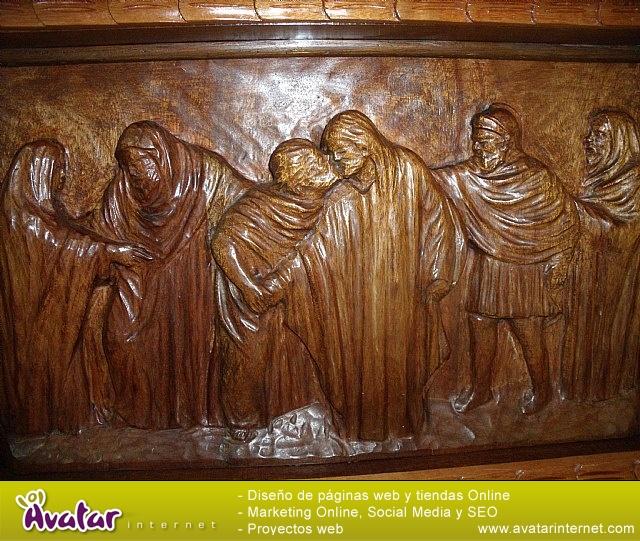 """Éxito de la """"Vía de la Pasión Totanera"""" organizada por la Asociación Cultural """"El Cañico"""" - 33"""