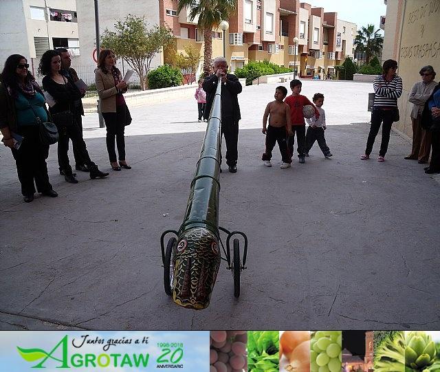 """Éxito de la """"Vía de la Pasión Totanera"""" organizada por la Asociación Cultural """"El Cañico"""" - 40"""