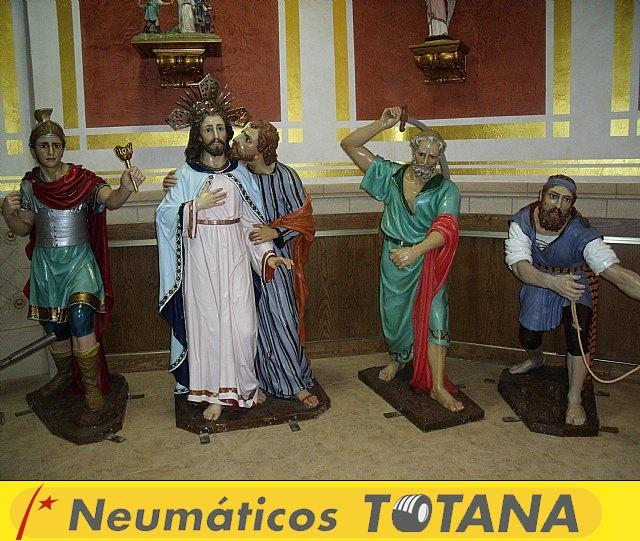 """Éxito de la """"Vía de la Pasión Totanera"""" organizada por la Asociación Cultural """"El Cañico"""" - 46"""