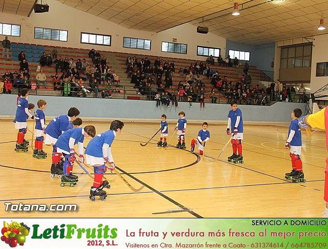 Exhibición Hockey y patinaje - Totana 2013 - 3
