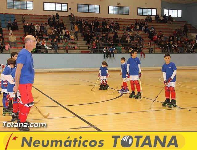 Exhibición Hockey y patinaje - Totana 2013 - 4