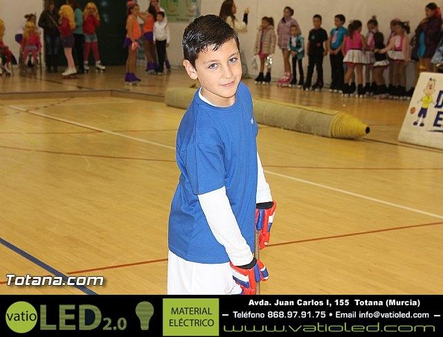 Exhibición Hockey y patinaje - Totana 2013 - 8