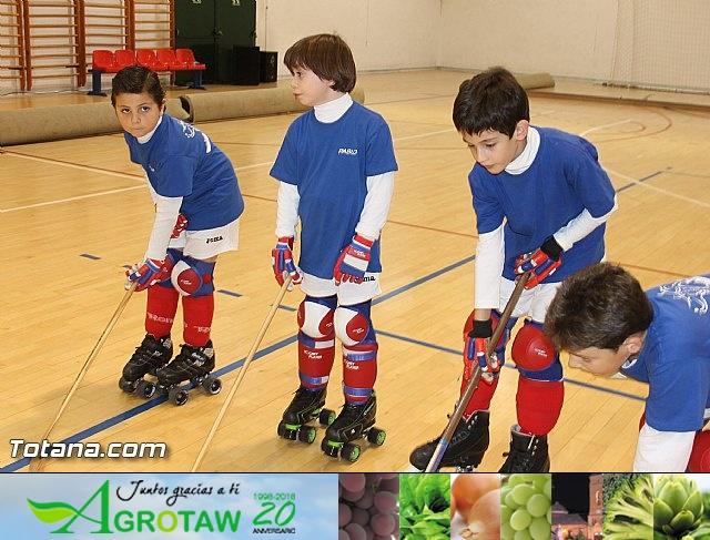 Exhibición Hockey y patinaje - Totana 2013 - 14
