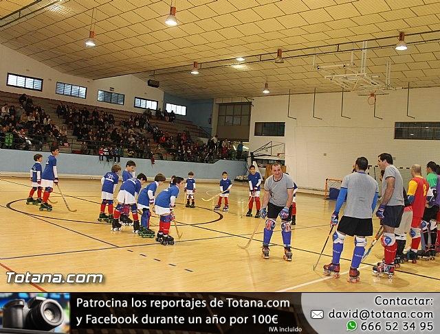 Exhibición Hockey y patinaje - Totana 2013 - 17