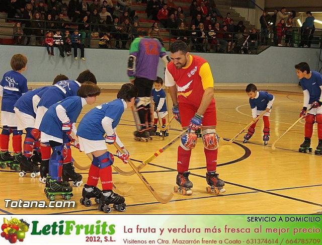 Exhibición Hockey y patinaje - Totana 2013 - 18