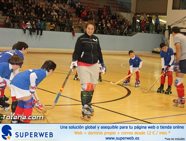 Exhibición Hockey y patinaje - Totana 2013 - 21