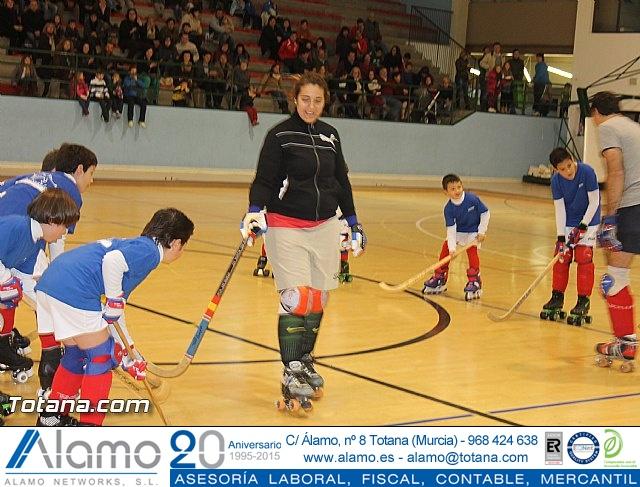 Exhibición Hockey y patinaje - Totana 2013 - 21