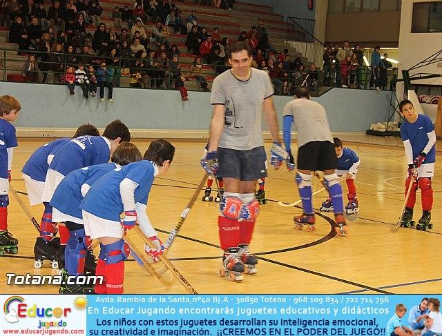 Exhibición Hockey y patinaje - Totana 2013 - 22