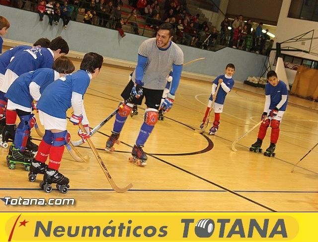 Exhibición Hockey y patinaje - Totana 2013 - 23