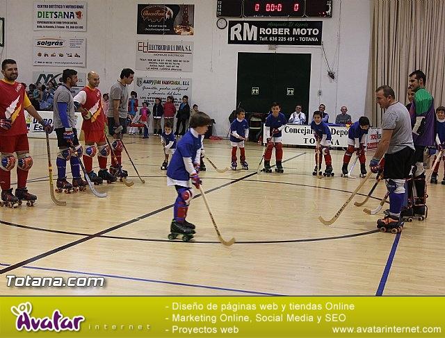 Exhibición Hockey y patinaje - Totana 2013 - 28