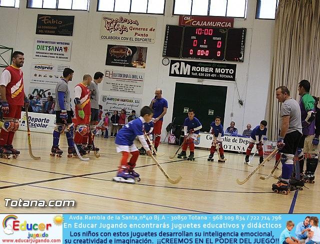 Exhibición Hockey y patinaje - Totana 2013 - 32