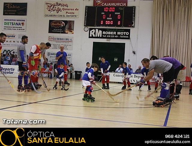 Exhibición Hockey y patinaje - Totana 2013 - 33