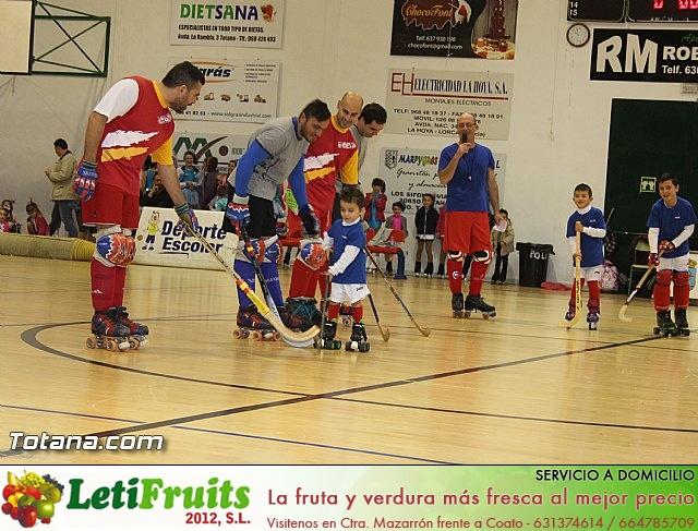 Exhibición Hockey y patinaje - Totana 2013 - 34