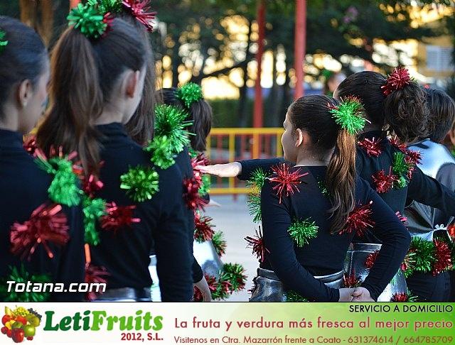 Patinaje en Navidad, Papá Noel y Trofeo Amistad - 1